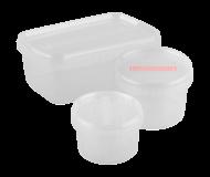 Glazen potten & Containers