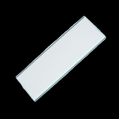 objec glas microscoop