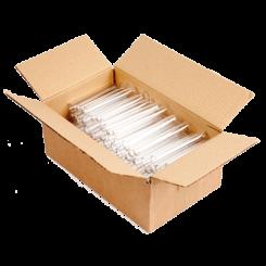 Test tubes polypropylene 100 pieces
