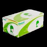 Box of mouth masks